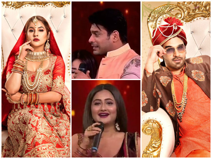 Mujhse Shaadi Karoge: 'Bigg Boss 13' Finalists Sidharth Shukla, Rashami Desai In Shehnaaz Gill-Paras Chhabra's Swayamvar Show!