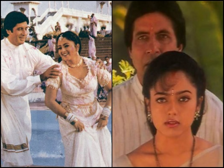 Soundarya Death Anniversary: Amitabh Bachchan Co-star In Sooryavansham Was Pregnant, Wanted To QUIT Films Before She Died In Aircraft Crash