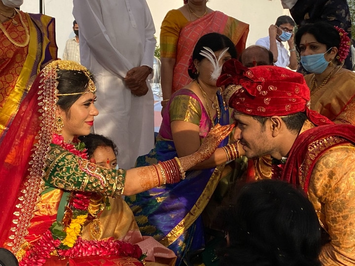 'Kirrak Party' Actor Nikhil Siddhartha Gets MARRIED Amid COVID-19 Lockdown, Here Are PICS From WEDDING ALBUM!