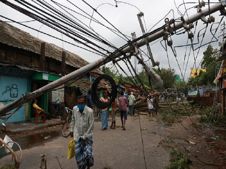 DoT Takes Stock Of Cyclone Amphan's Impact On Telecom; Lists Out Sites With Connectivity Issues