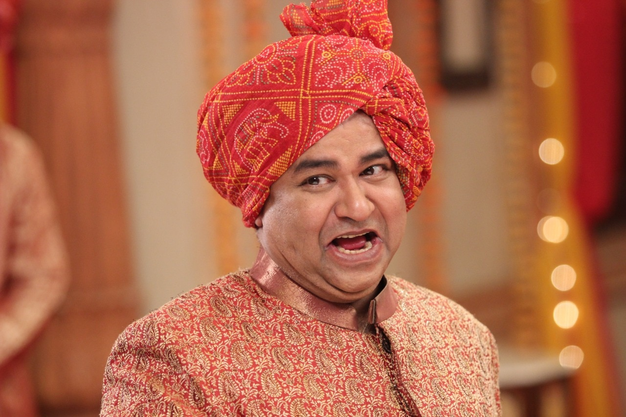 Sasural Simar Ka Actor Ashiesh Roy Discharged From Hospital ...
