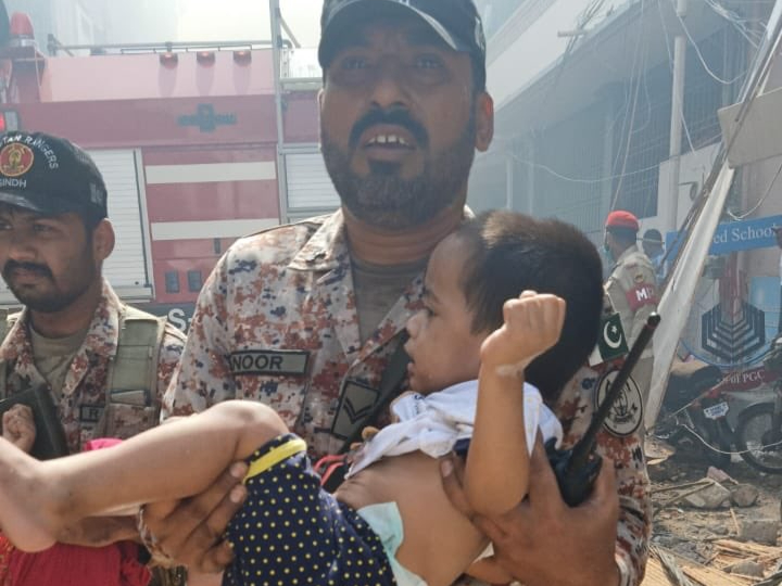 IN PICTURES | Devastating Images From Karachi After PIA Plane Crashes With 107 Onboard