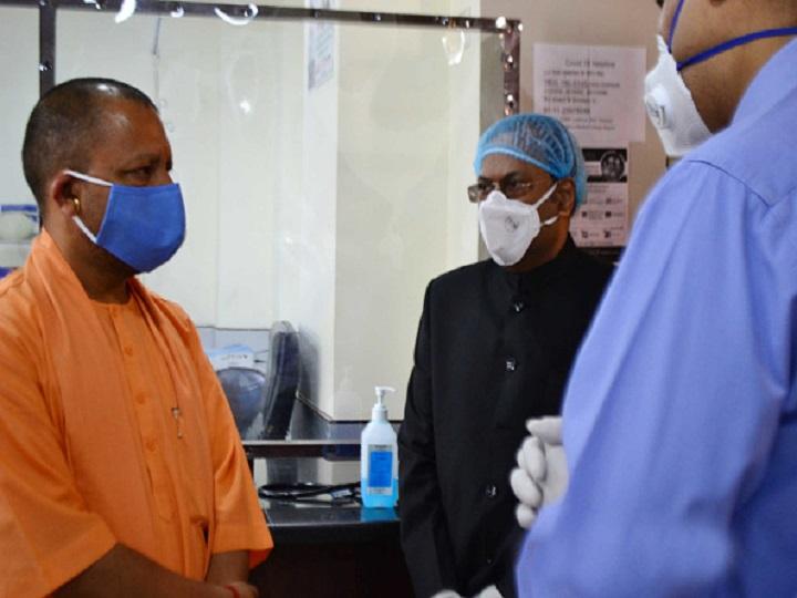 Covid-19 Patients In Uttar Pradesh Isolation Wards, Mobile Phone Ban; Akhilesh Slams Decision