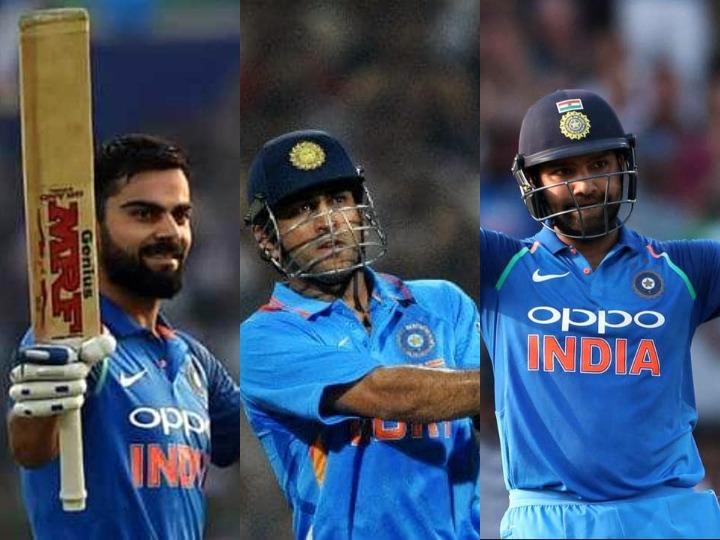 Alternately 'Chase Master' Kohli, 'Hitman' Rohit Headline Power Packed 'Men In Blue' ODI XI For Previous Decade