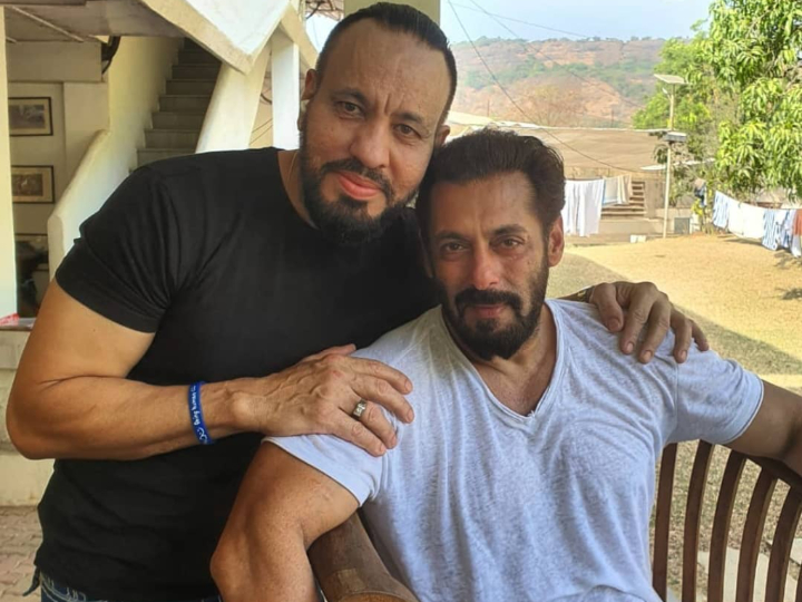 Eid-Ul-Fitr 2020: Salman Khan Bodyguard Shera Shares PIC With 'Radhe' Actor, Wins Hearts With His Caption 'My Eid Is Never Complete Without My Maalik'