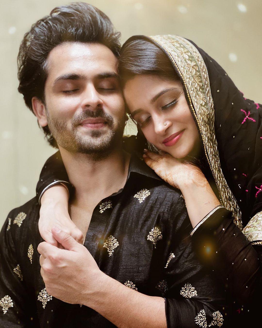 Dipika Kakar &  Shoaib Ibrahim Share ADORABLE PICS From Their Eid Celebrations With Family