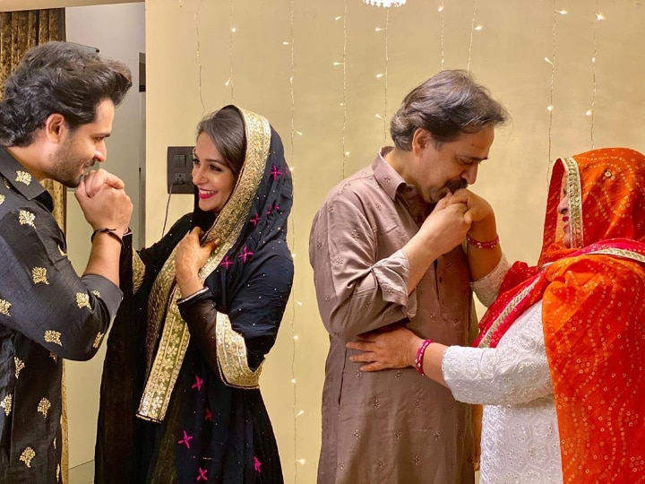 Eid 2020: Shoaib Ibrahim-Dipika Kakar & His Parents Pose For 'Perfect Romantic Picture', GUESS What Happened Next