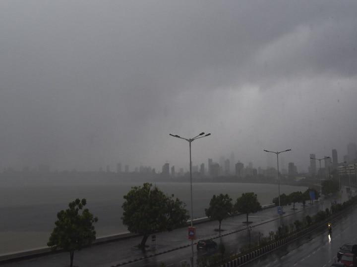 Mumbai skies AFP