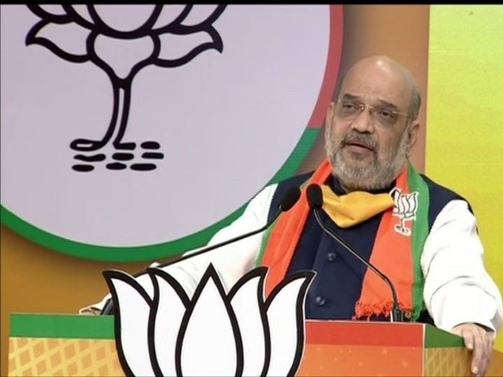 'Hope GDP Will Be Return In Positive Territory By Next Quarter', Says HM Amit Shah At A Virtual Inauguration