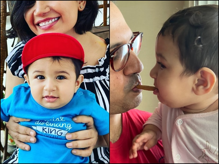 'Taarak Mehta Ka Ooltah Chashmah' Actress Shares Adorable PICS With Her Newborn Son, Says 'There's No Better Feeling…'