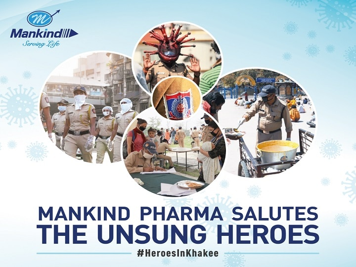 Mankind Pharma Renders Humanitarian Gesture Towards 'Covid-19 Warriors', Supports Families Of Deceased Cops With Rs 5 Crore Donation