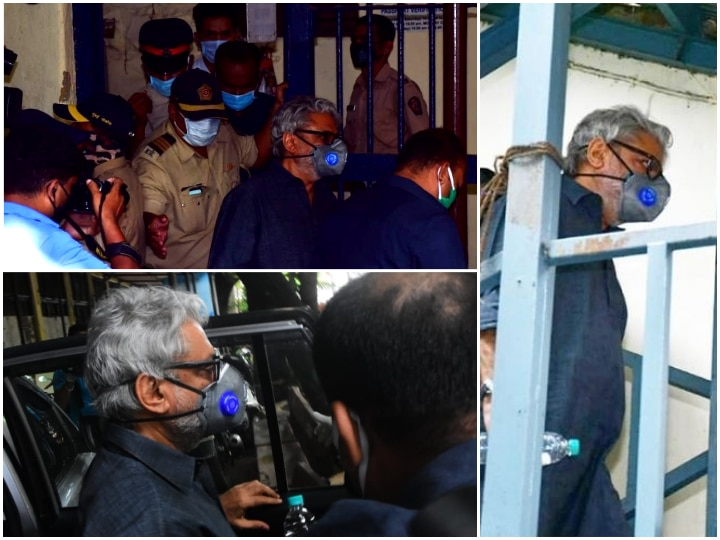 IN PICS:Sanjay Leela Bhansali At Bandra Police Station To Record Statement In Sushant Singh Rajput Suicide Case!