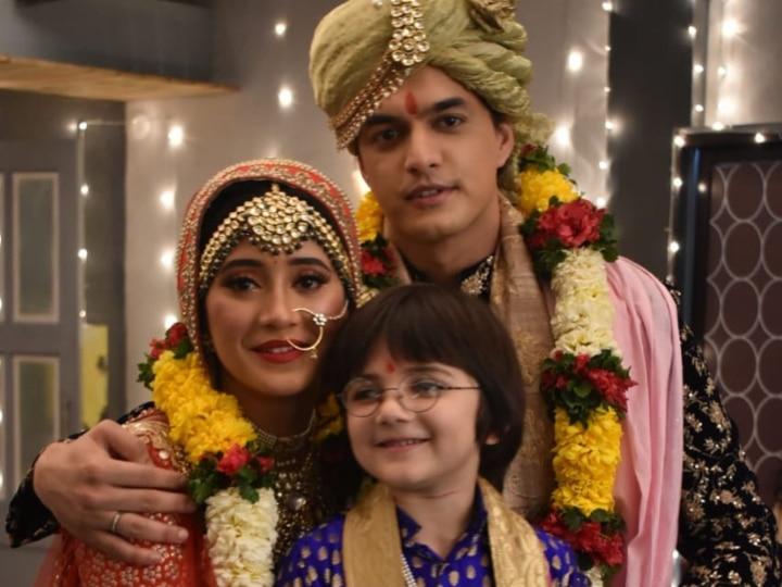 Yeh Rishta Kya Kehlata Hai Shivangi Joshi Mohsin Khan S On Screen Son Tanmay Rishi Shah See more ideas about mohsin khan, cute couples, kartik and naira. yeh rishta kya kehlata hai shivangi