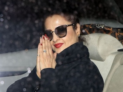 Rekha Refuses To Get Covid-19 Test; BMC Officials Not Allowed To ...