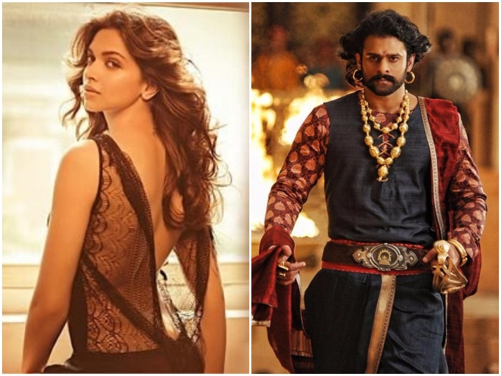 Prabhas, Deepika Padukone To Star Together In A Sci-Fi Film