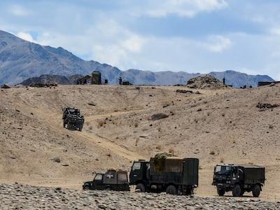 Ladakh Standoff: India, China Complete Disengagement Exercise At ...