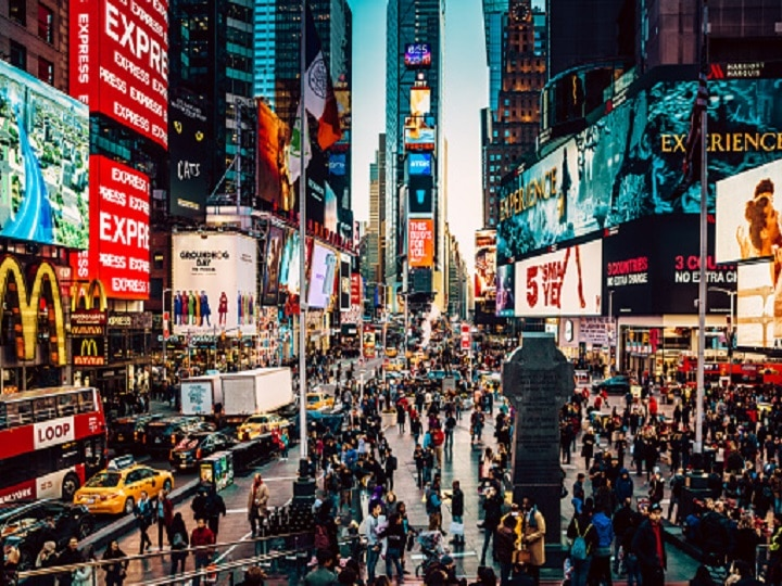 Muslim Groups Urge Ad Company To Stop Display Of Lord Ram's Images In Times Square