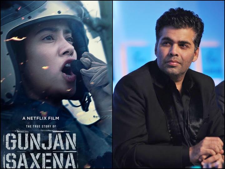 Karan Johar Caught On Twitter Army S Radar For Allegedly Insulting Iaf In Janhvi Kapoor S Film Tvserialupdates In