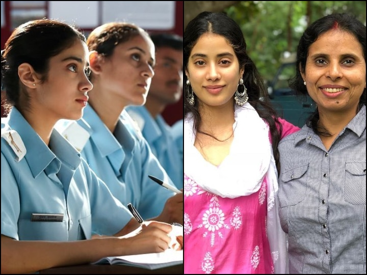 Gunjan Saxena The Real Kargil Girl On Whom Janhvi Kapoor S Film Is Based Tvserialupdates In