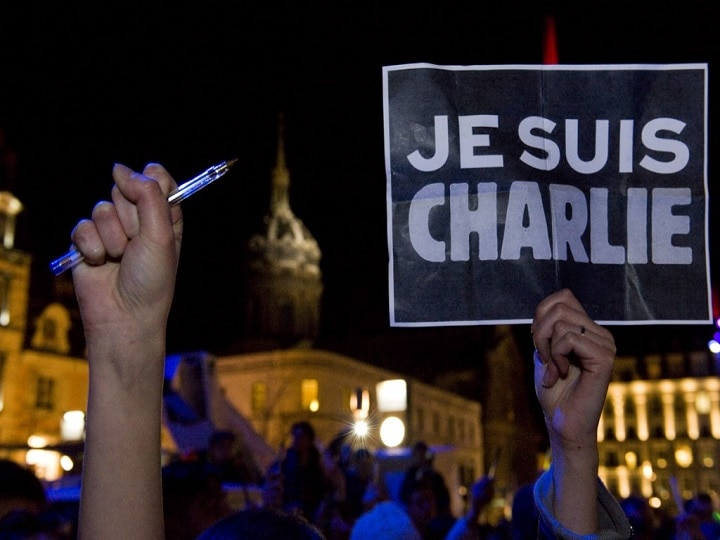 Charlie Hebdo Reprints Controversial 'Prophet Mohammed' Cartoons At Start Of Terror Trial