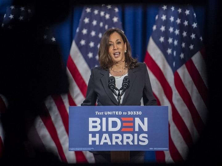 US: Democratic Vice Presidential Nominee Kamala Harris Meets Jacob Blake's Family