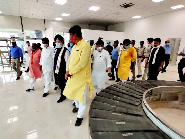 Bihar's Brand New Darbhanga Airport To Be Functional Soon, Bookings To Begin By September-End, Says Aviation Minister