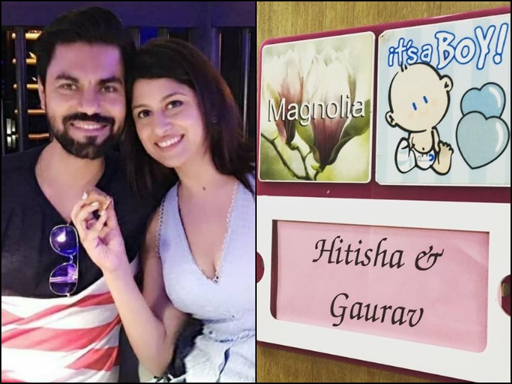 'Bigg Boss 10' Contestant Gaurav Chopra And Wife Hitisha Blessed With A Baby Boy