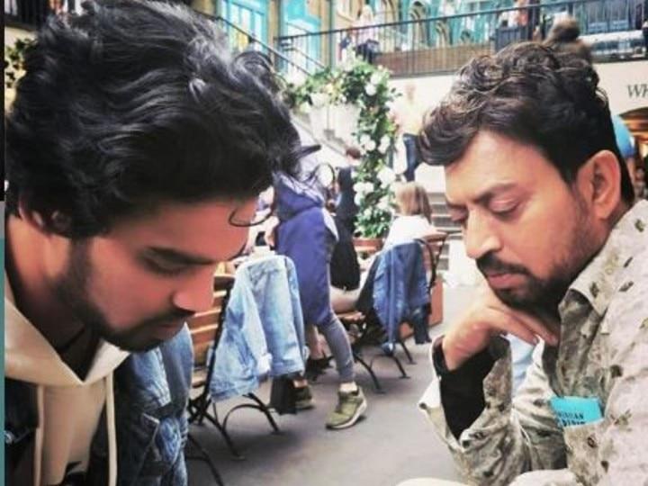 Irrfan Khan's Son Babil Shares FUNNY Meme Which 'Angrezi Medium' Actor Made Himself