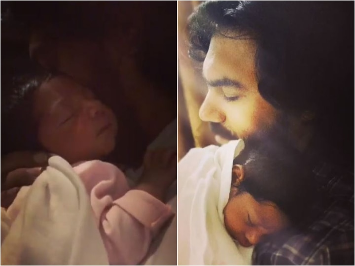 This Video Of Popular TV Actor Gaurav Chopraa Singing Lullaby To His Newborn Son Is The Cutest Thing You'll See Today!