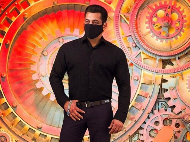 Bigg Boss 14: Salman Khan Shares His First Picture From The Sets As He Begins Shooting For BB14