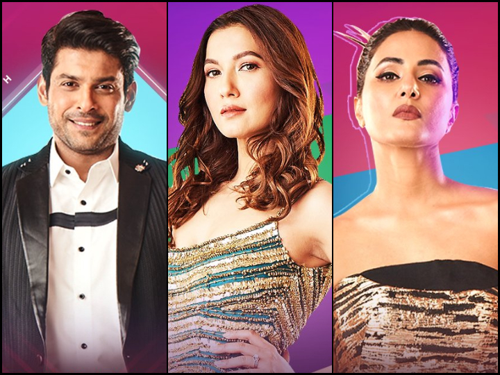 Bigg Boss 14 Grand Premiere: Sidharth Shukla & Gauahar Khan Engage In War  Of Words In Front Of Salman Khan; Here's How Hina Khan REACTED!