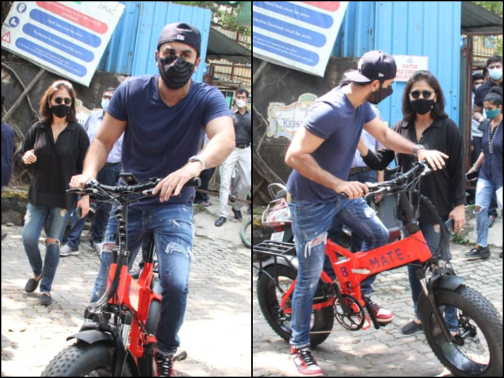 Cost Of Ranbir Kapoor's New E-bike Can Fund Your Next International Trip, All You Need To Know About The Foldable Electric Bike