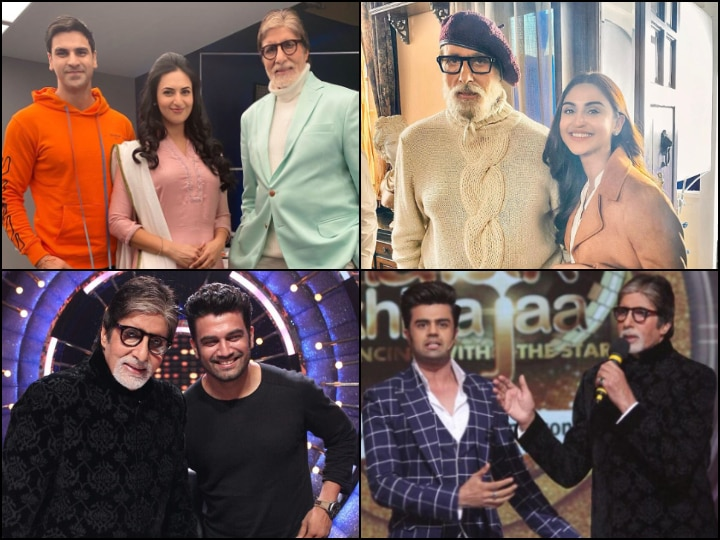Amitabh Bachchan Birthday: Here's How TV Celebs Wished The Megastar On His Special Day