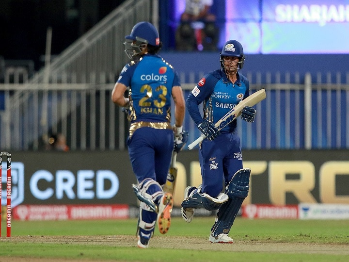 IPL 2020, Points Table: MI Leapfrog DC To Reclaim Pole Position After 10-Wicket Win Over CSK