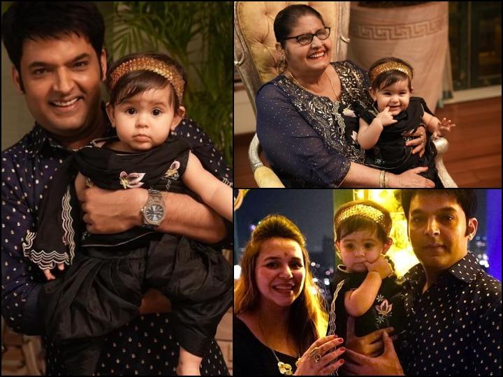 Diwali 2020: Kapil Sharma's Daughter Anayra Looks As Cute As A Doll; Her Diwali Photos Will Make You Say AWW