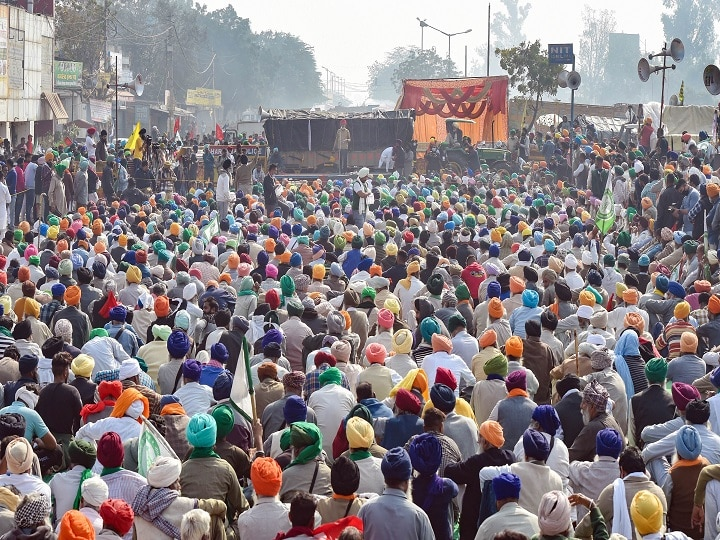 Farmers' Protest: Demonstration Intensifies At Delhi Borders Ahead Of Round 2 Meet Today | 10 Points