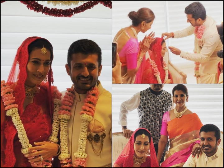 'Choti Sarrdaarni' Actress Anita Raaj's Son Gets MARRIED, Here Are Wedding PICS!