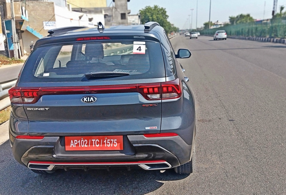 Living With A Kia Sonet iMT, Review