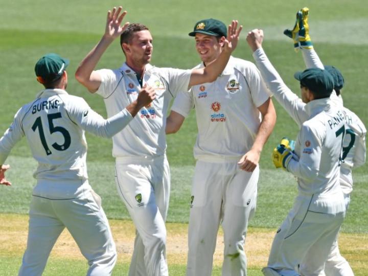 India Vs Australia Pink Test Match Day 3 Live And Highlights Virat Kohli Team Falls News Reader Board