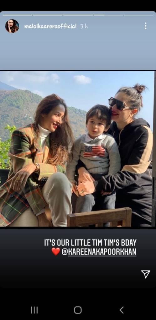 Taimur Ali Khan Birthday: Karisma Kapoor, Soha Ali Khan, Arjun Kapoor And Other Celebs Pour In Wishes For Little 'Tim Tim'