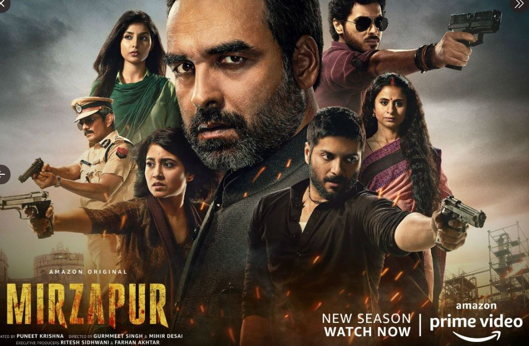 Year Enders 2020: 'Scam 1992', 'Mirzapur 2', 'Aashram' And Other Web Series Which Ruled The OTT Platforms