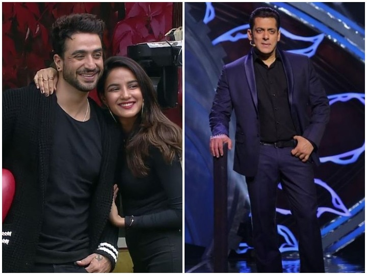 Bigg Boss 14: Aly Goni's Sister Hits Out At Host Salman Khan, Says, 'Unke TV Connection Mein Problem Aa Gaya Hoga'