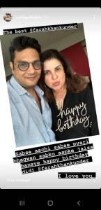 Farah Khan Birthday: Sonu Sood, Malaika Arora, Madhuri Dixit & Other B'Town Celebs Pour In Wishes For The Ace Choreographer