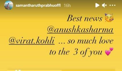 BEST NEWS!': Madhuri Dixit, Priyanka Chopra And Others Congratulate Virat-Anushka On Welcoming Baby Girl