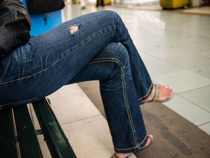 UP: Khap panchayat banned women's 'jeans' and men's 'shorts'