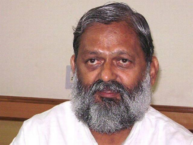 Haryana Health Minister Anil Vij health deteriorated shifted to Medanta hospital in Gurugram