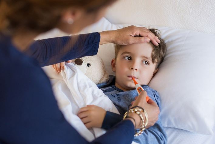 Simple steps to reduce your child's chances of catching Typhoid fever