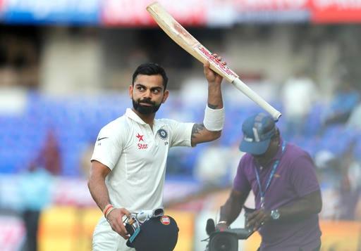 ICC ने जारी की ताज़ा टेस्ट रैंकिंग, पांचवें नंबर पर पहुंचे विराट कोहली, टॉप-10 में तीन भारतीय