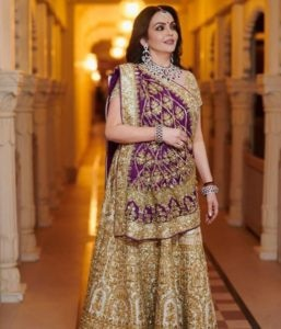 Due to these things, Nita Ambani is fit even at the age of 57, she has taken her age into a fist