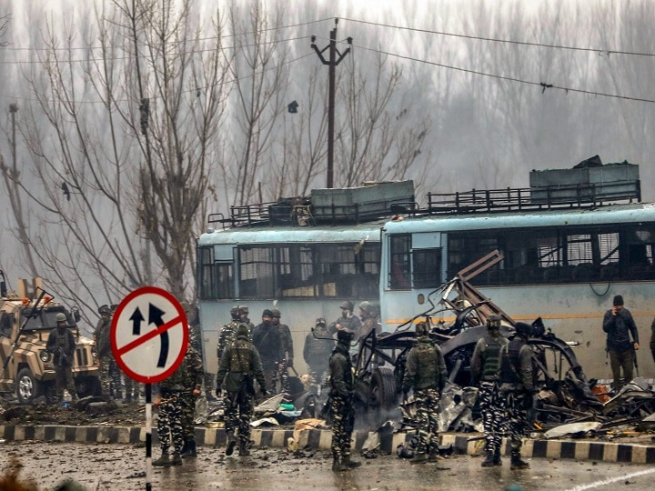 Pulwama terror attack second anniversary 7 kg RDX recovered